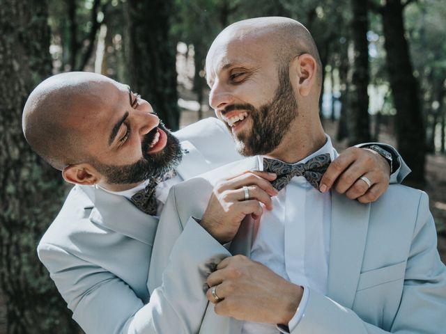 La boda de Perico y Airam en Tejeda, Las Palmas 35