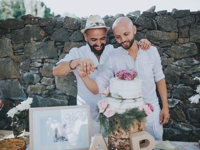 La boda de Perico y Airam en Tejeda, Las Palmas 40