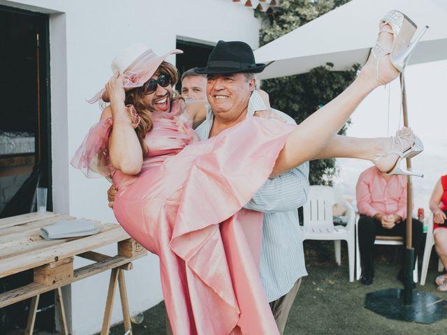 La boda de Perico y Airam en Tejeda, Las Palmas 44