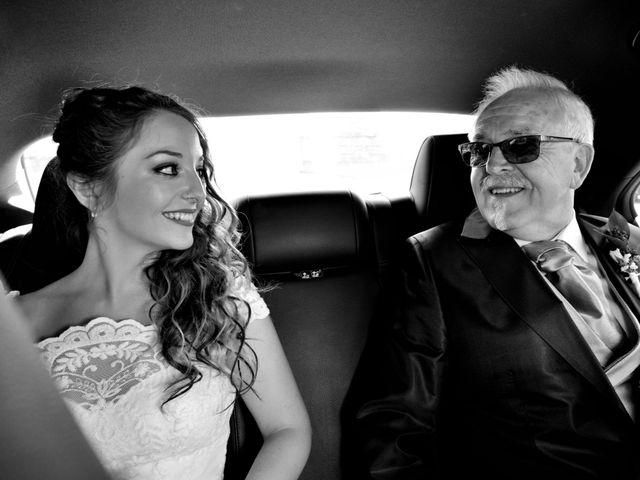 La boda de David y Yolanda en Mas De Las Matas, Teruel 6
