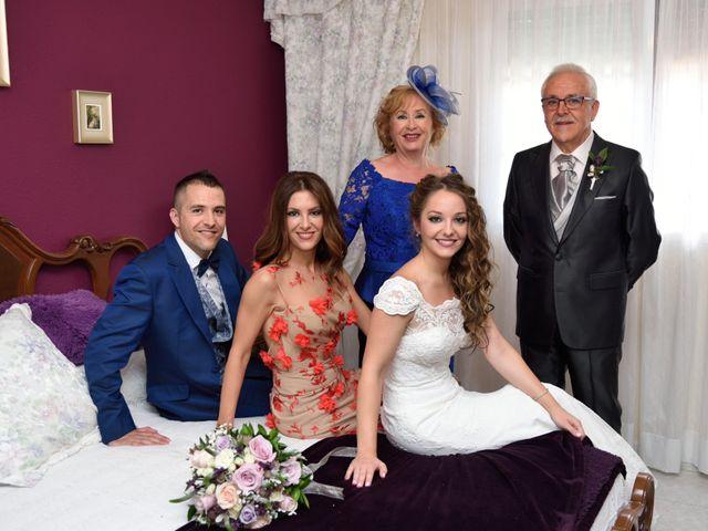 La boda de David y Yolanda en Mas De Las Matas, Teruel 7