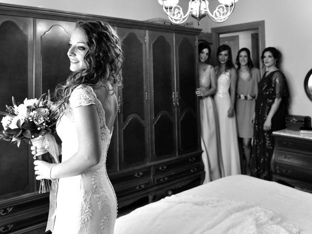 La boda de David y Yolanda en Mas De Las Matas, Teruel 8