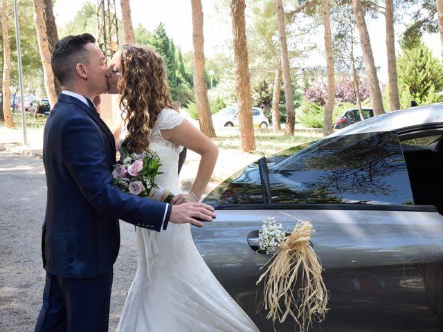 La boda de David y Yolanda en Mas De Las Matas, Teruel 2