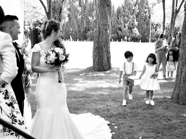 La boda de David y Yolanda en Mas De Las Matas, Teruel 1