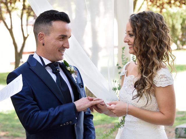 La boda de David y Yolanda en Mas De Las Matas, Teruel 11