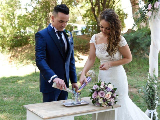 La boda de David y Yolanda en Mas De Las Matas, Teruel 12