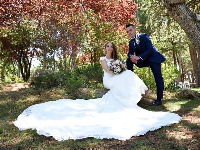 La boda de David y Yolanda en Mas De Las Matas, Teruel 13