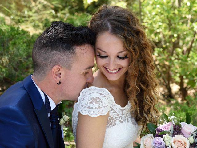 La boda de David y Yolanda en Mas De Las Matas, Teruel 14