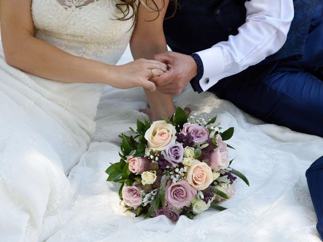 La boda de David y Yolanda en Mas De Las Matas, Teruel 15