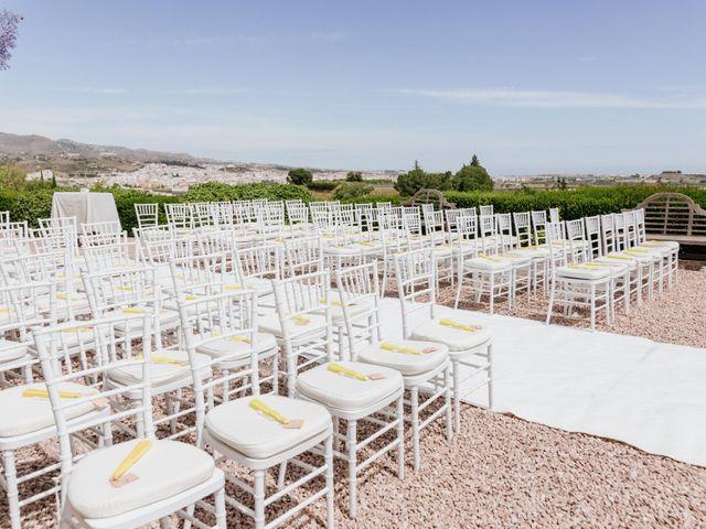 La boda de Robert y Saskia en Málaga, Málaga 19