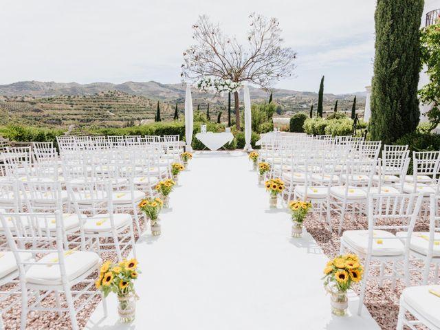 La boda de Robert y Saskia en Málaga, Málaga 21