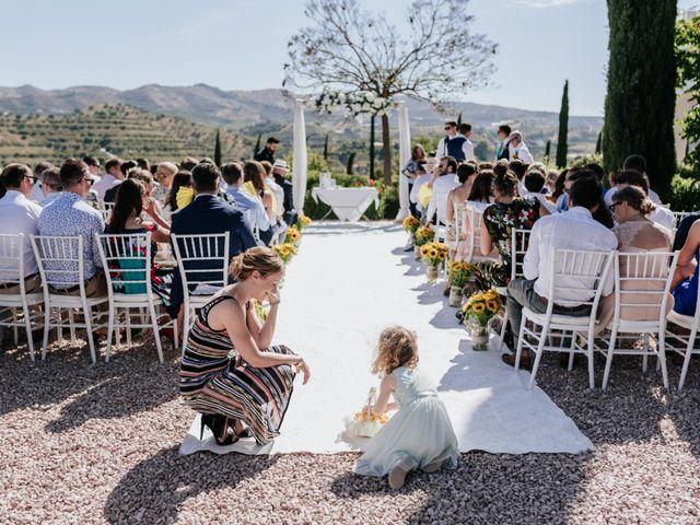 La boda de Robert y Saskia en Málaga, Málaga 43