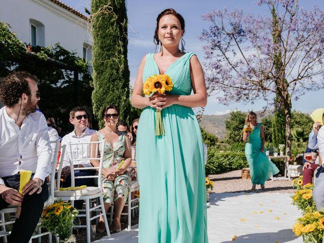 La boda de Robert y Saskia en Málaga, Málaga 46