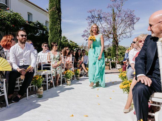 La boda de Robert y Saskia en Málaga, Málaga 47