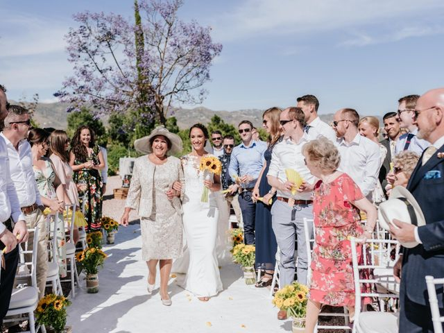 La boda de Robert y Saskia en Málaga, Málaga 53