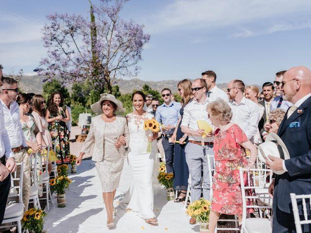 La boda de Robert y Saskia en Málaga, Málaga 54