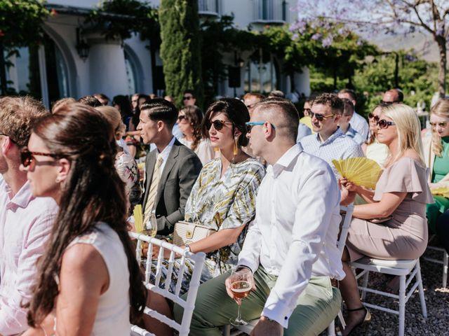 La boda de Robert y Saskia en Málaga, Málaga 57