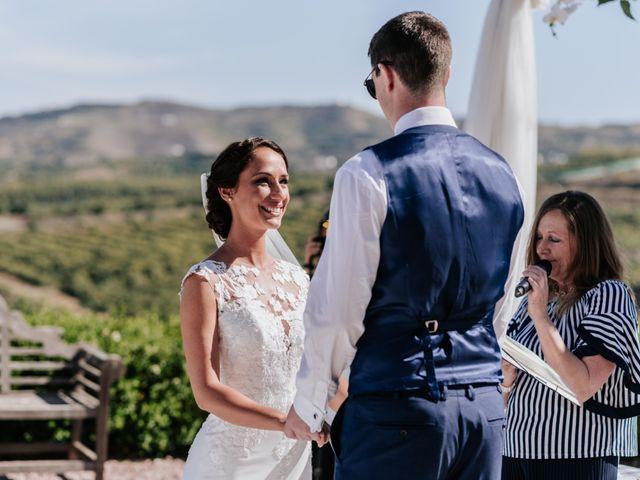La boda de Robert y Saskia en Málaga, Málaga 62