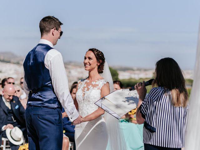 La boda de Robert y Saskia en Málaga, Málaga 63