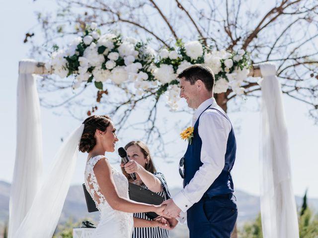 La boda de Robert y Saskia en Málaga, Málaga 67