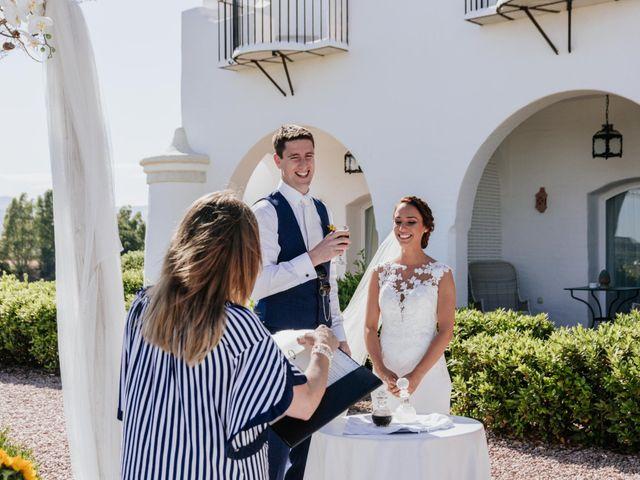La boda de Robert y Saskia en Málaga, Málaga 70