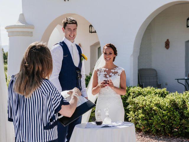 La boda de Robert y Saskia en Málaga, Málaga 71