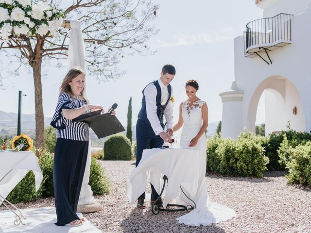 La boda de Robert y Saskia en Málaga, Málaga 73