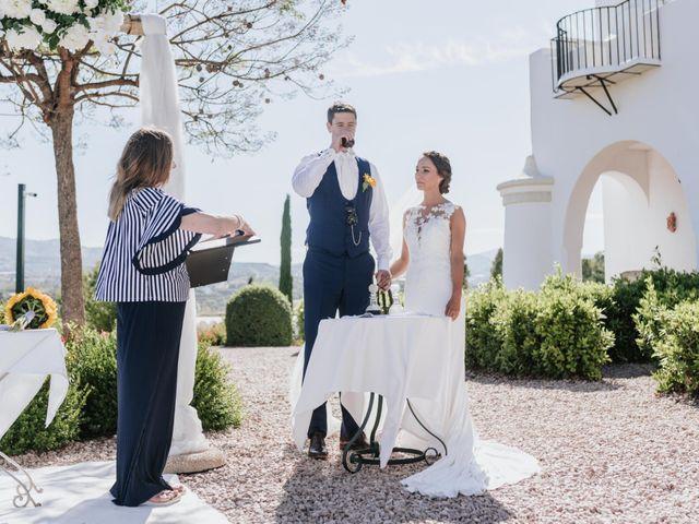 La boda de Robert y Saskia en Málaga, Málaga 74