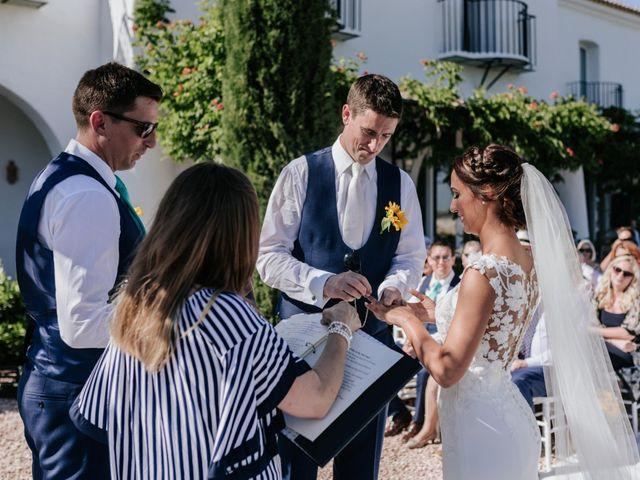 La boda de Robert y Saskia en Málaga, Málaga 78