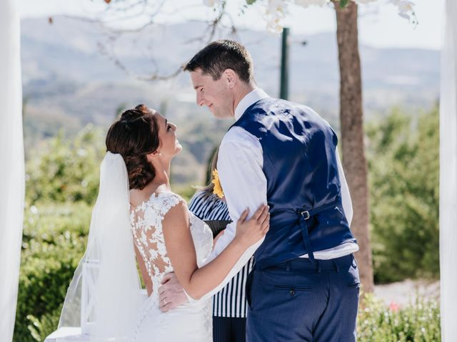 La boda de Robert y Saskia en Málaga, Málaga 82