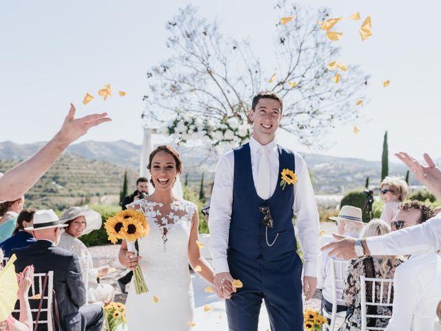 La boda de Robert y Saskia en Málaga, Málaga 83