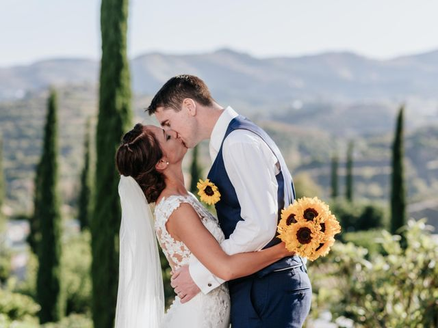 La boda de Robert y Saskia en Málaga, Málaga 87