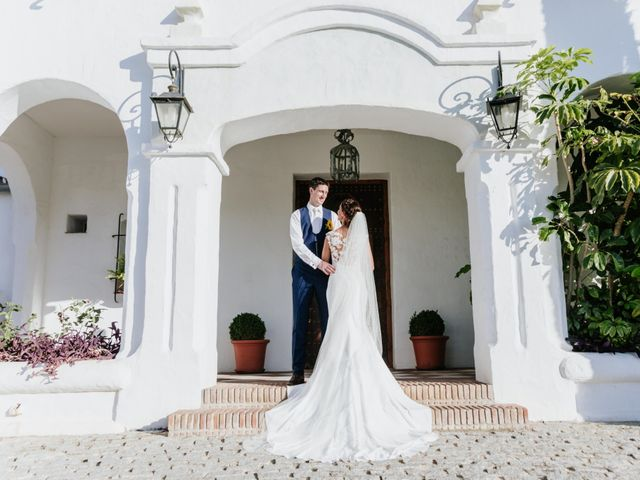 La boda de Robert y Saskia en Málaga, Málaga 88