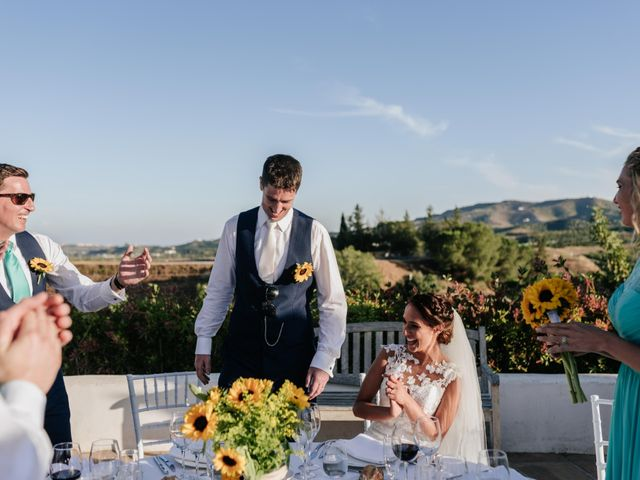 La boda de Robert y Saskia en Málaga, Málaga 99