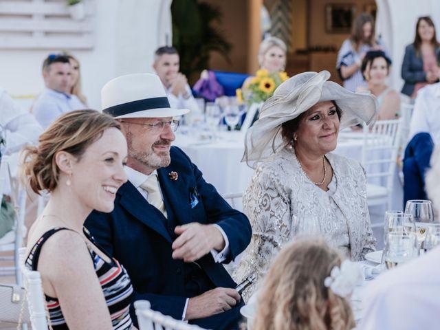La boda de Robert y Saskia en Málaga, Málaga 110