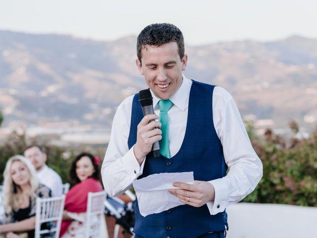 La boda de Robert y Saskia en Málaga, Málaga 111