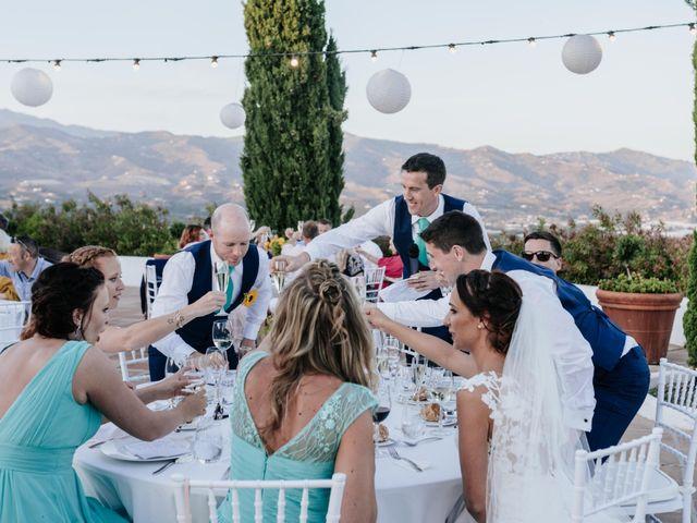 La boda de Robert y Saskia en Málaga, Málaga 112