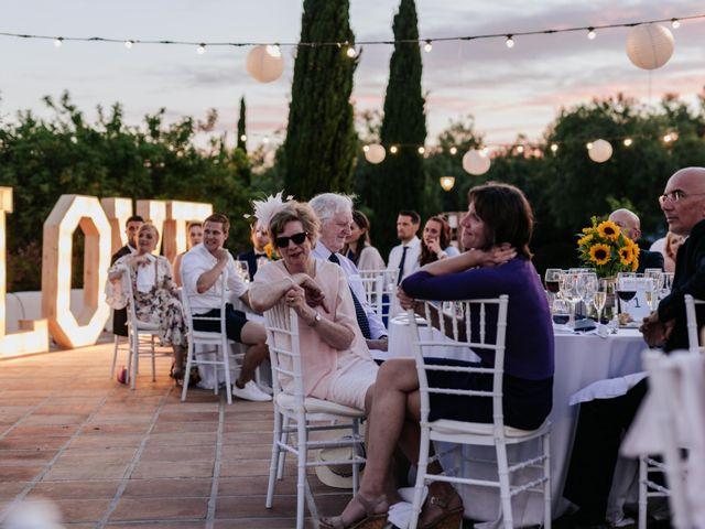 La boda de Robert y Saskia en Málaga, Málaga 124