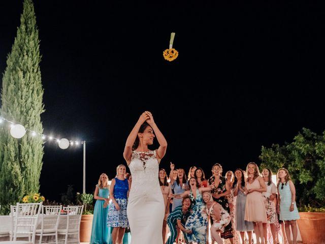 La boda de Robert y Saskia en Málaga, Málaga 130