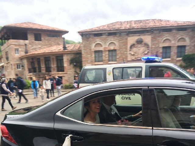 La boda de Gaizka y Laura en Covadonga (Cangas De Onis), Asturias 6