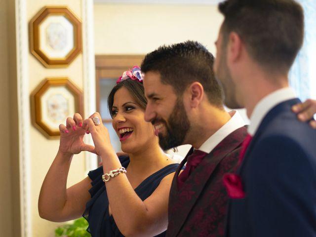 La boda de Miguel y Andrea en Mérida, Badajoz 5