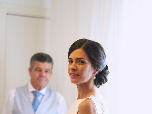 La boda de Miguel y Andrea en Mérida, Badajoz 12
