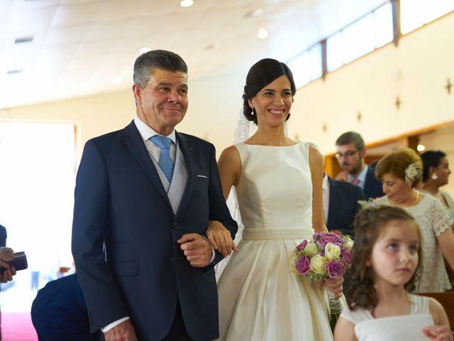 La boda de Miguel y Andrea en Mérida, Badajoz 14