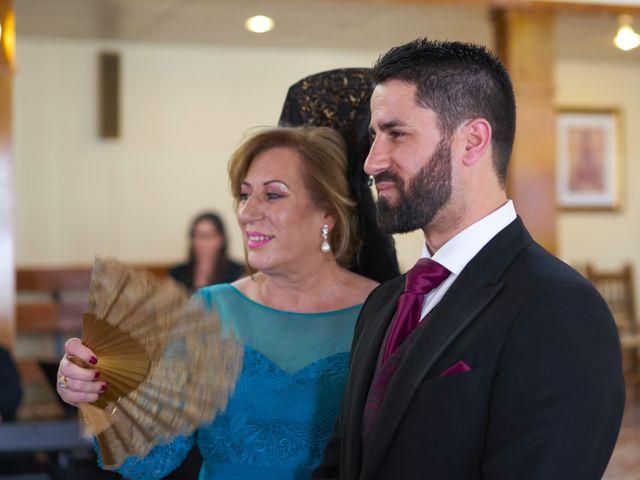 La boda de Miguel y Andrea en Mérida, Badajoz 15