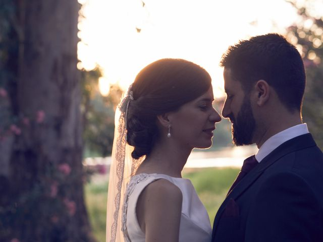 La boda de Miguel y Andrea en Mérida, Badajoz 18