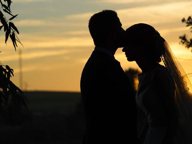 La boda de Miguel y Andrea en Mérida, Badajoz 19