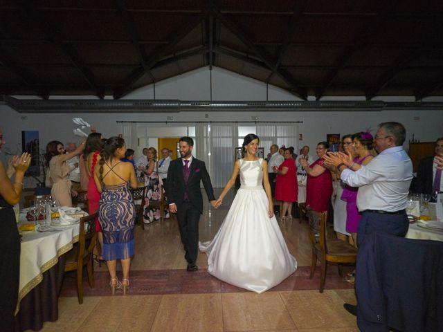 La boda de Miguel y Andrea en Mérida, Badajoz 23
