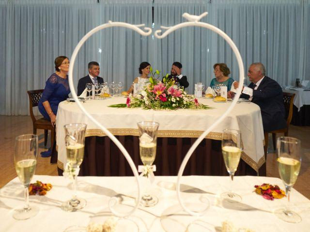 La boda de Miguel y Andrea en Mérida, Badajoz 24
