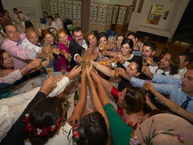 La boda de Miguel y Andrea en Mérida, Badajoz 27