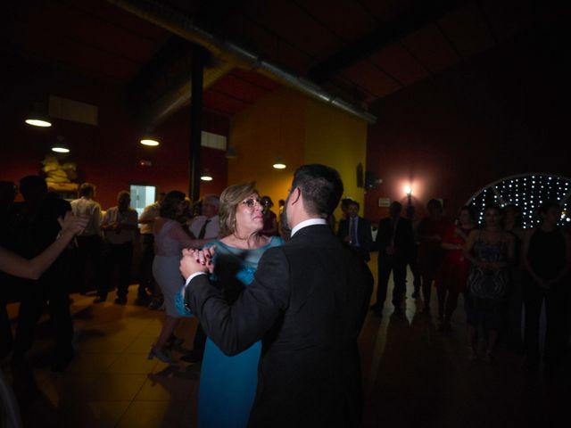 La boda de Miguel y Andrea en Mérida, Badajoz 29